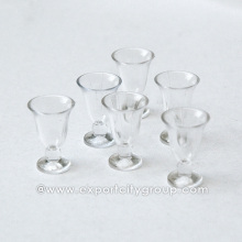 Miniature dollhouse glass (made of RESIN)
