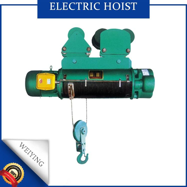 1-100 ton Grua Elétrica Da Corda de Fio Com Wirelss Remoto Preço
