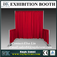High qualiy trade show booth display exhibition booth ideas portable exhibition booth for sale
