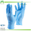 medical consumer powder free nitrile examination gloves /esd colored nitrile gloves