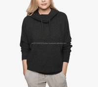 Full Zip up Blank Plain Hooded Sweatshirt Sweater Hoodie Cotton Jacket Men's Zip Hoodie - Gray