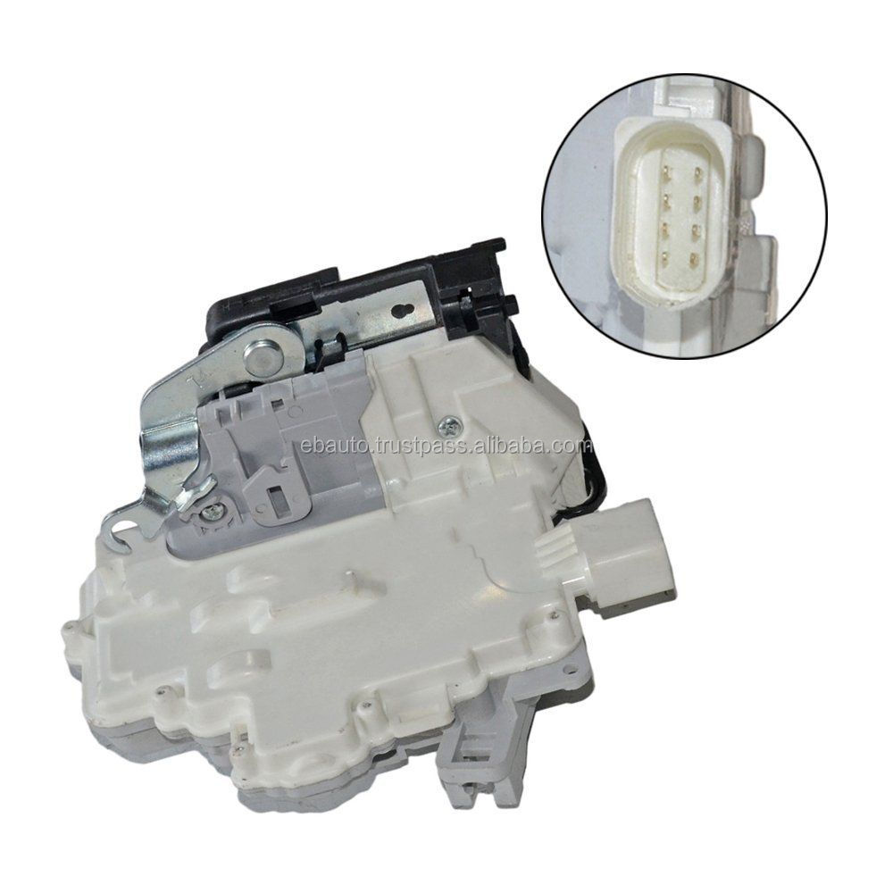 1P0839015 New Door Lock Actuator For SEAT ALTEA 2005-2012 For Rear-Left Side *USA Supplier*
