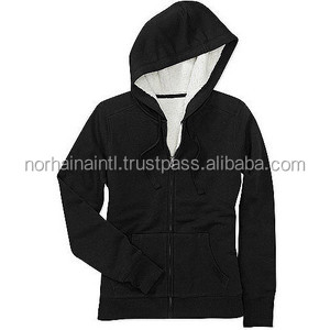 OEM client order Fleece Hoodies for lady girls