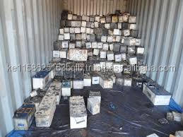 Used Car Battery ,Drained Lead-Acid Battery Scrap for sale