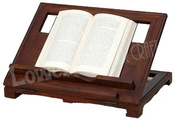 Wooden Cutting Amp Brass Inlay Rehal Holy Book Reading Stand