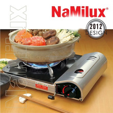Portable Gas Cooker - Namilux Super Slim NA-168 PF - High Quality Portable Gas Stove