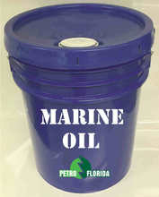 Marine 40w Synthetic Blend_ Engine Oil_*5 Gallon Pail