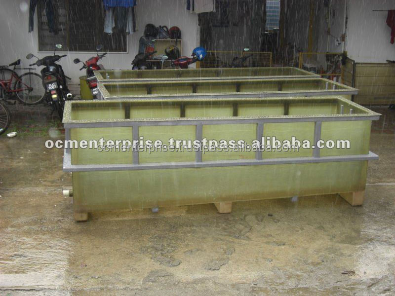 FRP Tank, Fiberglass Tank, Composite tank ( Chemical Resistant Options)