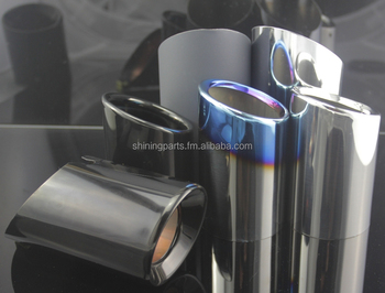 Exhaust Pipe Tip