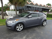 USED CARS - HYUNDAI VELOSTER - REAR (LHD 820542)