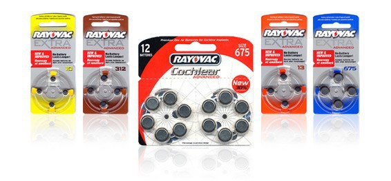 wholesale digital hearing aid cells - rayovac battery