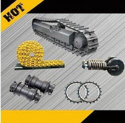 Komatsu Undercarriage parts for excavator & loader Dubai,UAE