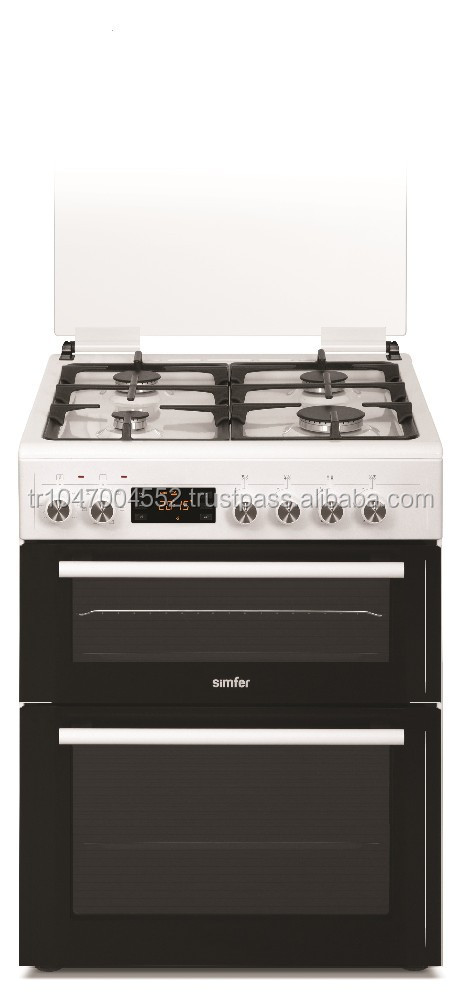 Simfer 60cm Double Cavity Free S. Cooker