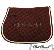 Multi Color Horse Riding English and Western Saddle Pads