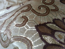 Jacquard Fabric For Curtain