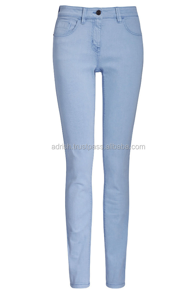 2015 new style fashion wholesale skinny jeans,women jeans for sale