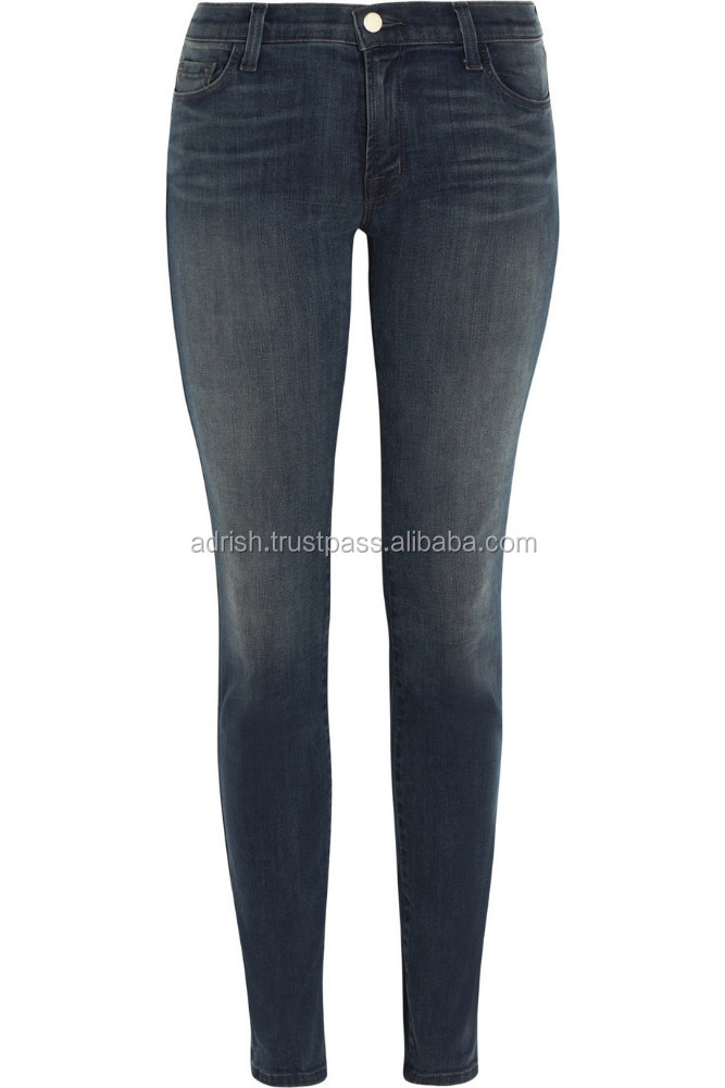 High Quality 2015 Original Brand Women Black Skinny Sex Jeans 20 Pieces (Min. Order)