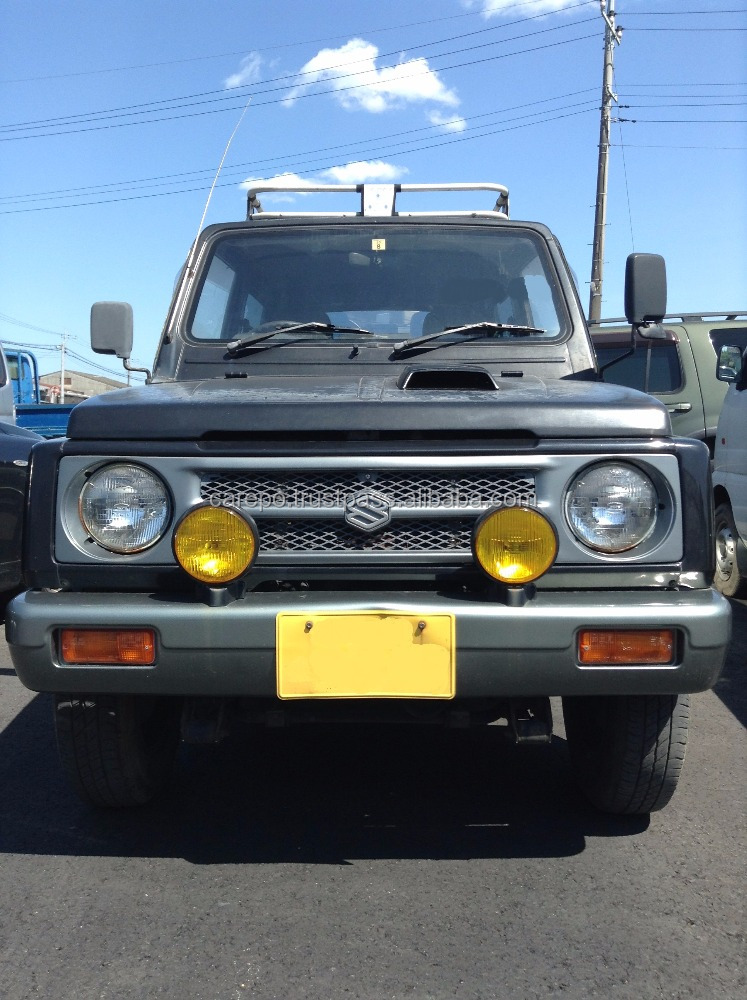USED JAPANESE VEHICLES FOR SUZUKI JIMNY V-JA11V 1993 AT (HIGH QUALITY)