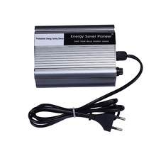 50kw electric energy phase single power saver pioneer box bill saving device