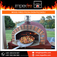 Wood Fired Pizza Oven PIZZAIOLI