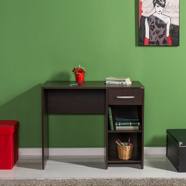 Concept Single Drawer Computer Desk-2