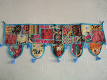 PATCHWORK TORAN DOOR HANGINGS PACK