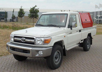 B/NEW PICKUP - TOYOTA LAND CRUISER HZJ79L 4X4 (LHD 821043)