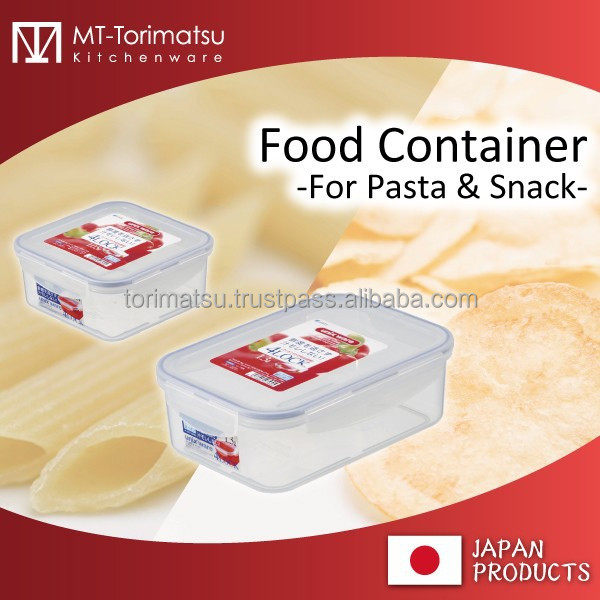 Polypropylene Plastic Containers For Kitchen Refrigerator And Freezer