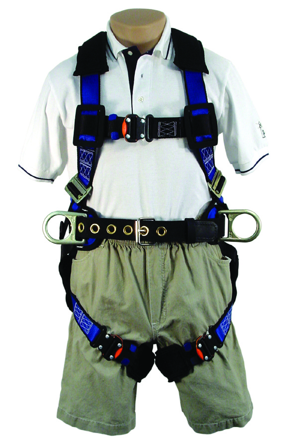 Dwos Small Air Flex Deluxe Safety Harness Single