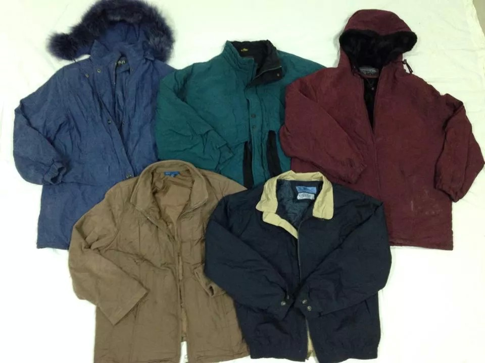 MEN WINTER JACKET #1