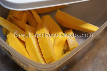 Frozen Tasty Mango Class One From Egypt