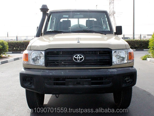 TOYOTA LAND CRUISER PICKUP DC 4.2L 2015 MODEL