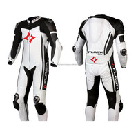Flash Gear OEM/ODM Type Motorcycle Race Suit, Men Motorbike Leather Suit Customized Tailor Made New Racing Suit