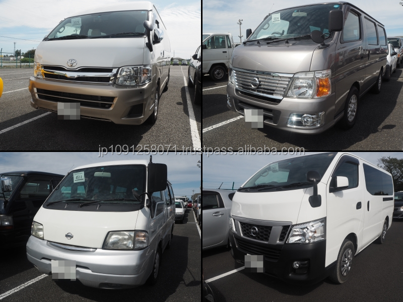 Low cost and Durable used hiace at reasonable prices long lasting