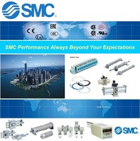 The High quality and High functional and reliable speed controller of SMC made in Japan