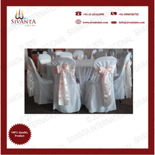 white wedding chair covers, white chair cover