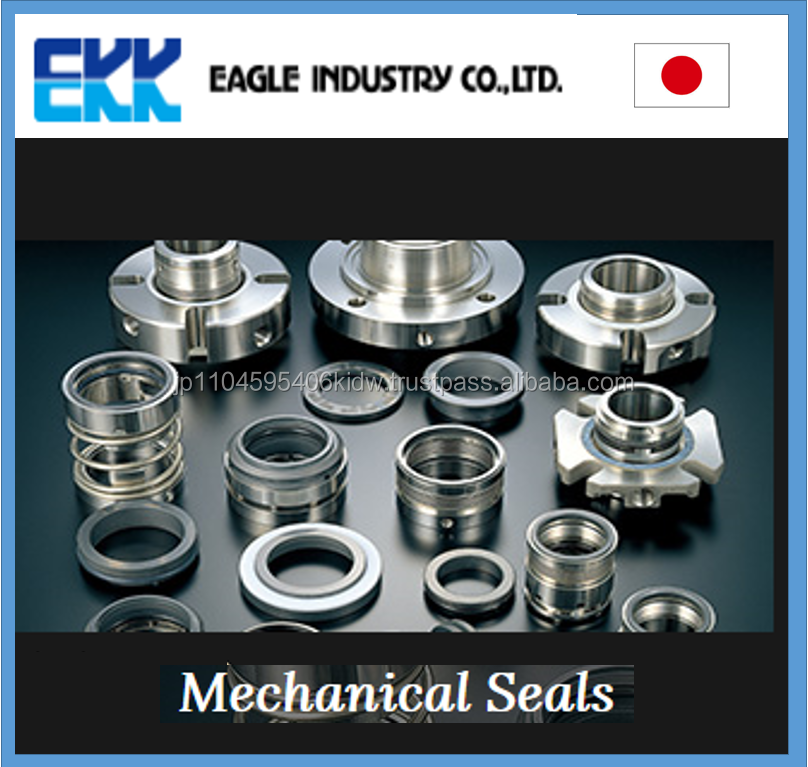 EKK Eagle mechanical seal is intended to prevent the fluid