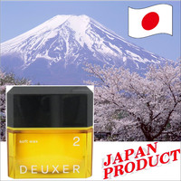 Deuxer Soft Wax 2 80g is hairstyling wax of soft set force.