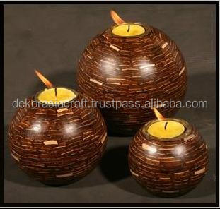 Candle Holder Set Of 3 M 12