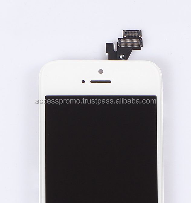 factory price for iphone 5/5c/5s lcd with digitizer, for iphone 5 lcd digitizer assembly