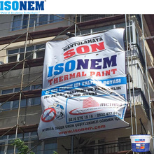 HOT SELLING!!!! ISONEM THERMAL PAINT, Heat Insulation Paint for Constructions, Building Walls