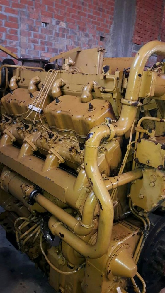 "565 hp Caterpillar 379 ""CAT"" Marine Diesel engine"