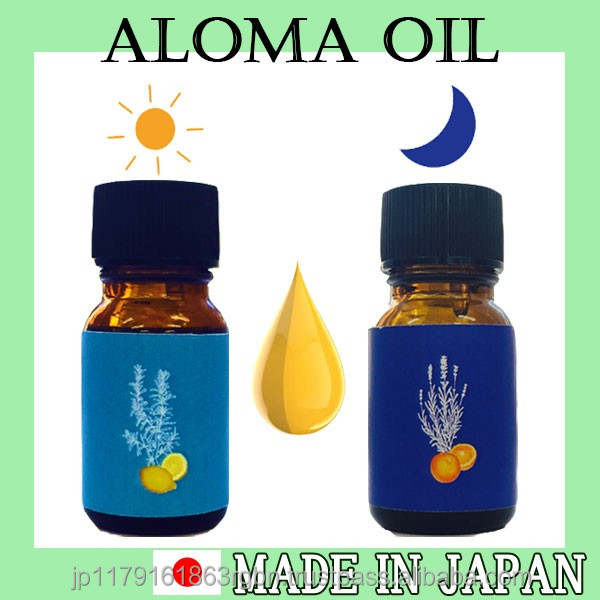 Premium and Best-selling aroma diffuser oil , rosemary & lemon , lavender & orange made in Japan