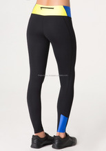 Anti-Bacterial,Quick Dry Feature and Spandex / Polyester Material women's fitness leggings