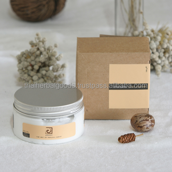 Facial Day Cream - Natural Spa and Skincare Cosmetic