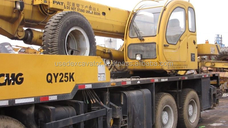 Used XCMG truck Crane XCMG QY25K for sale
