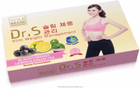 Korean Formulated Slimming Body Shaping and Weight Management