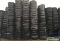 Major brand used truck tires and casings for recapping