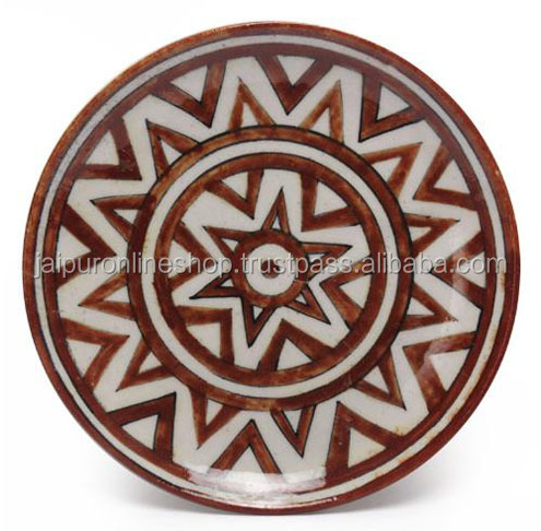 Wall Decoration Handmade Ceramic Plates