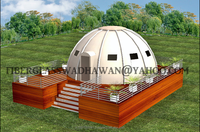 FRP DOME HOUSE